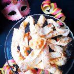 Frappe il dolce di carnevale