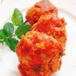 Polpette di carne al sugo di pomodoro
