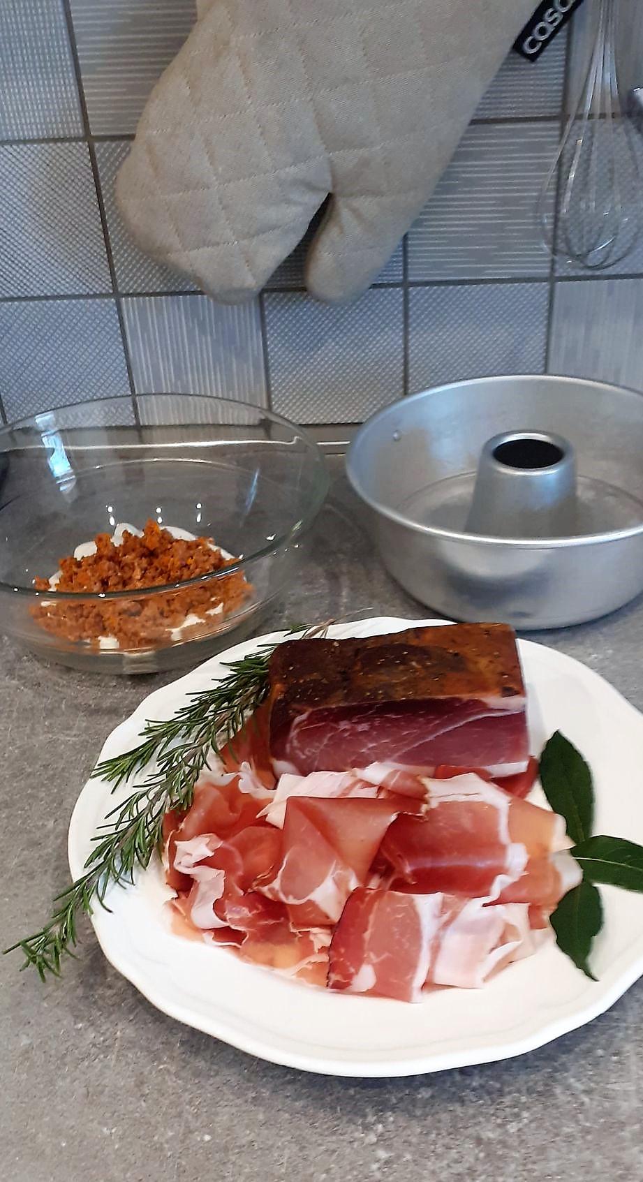 Anelletti di riso al forno con Speck Alto Adige IGP 3